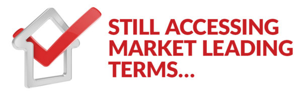 Still accessing market leading terms
