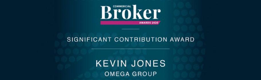Commercial Broker Awards - Kevin Jones